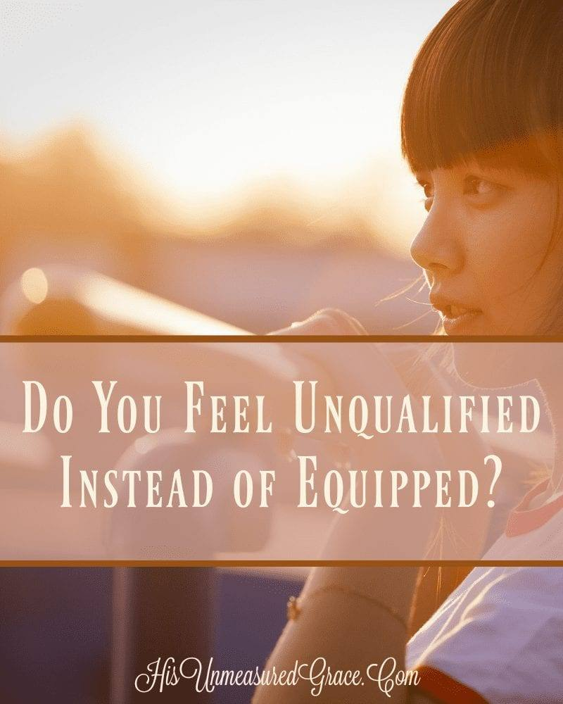 Do You Feel Unqualified