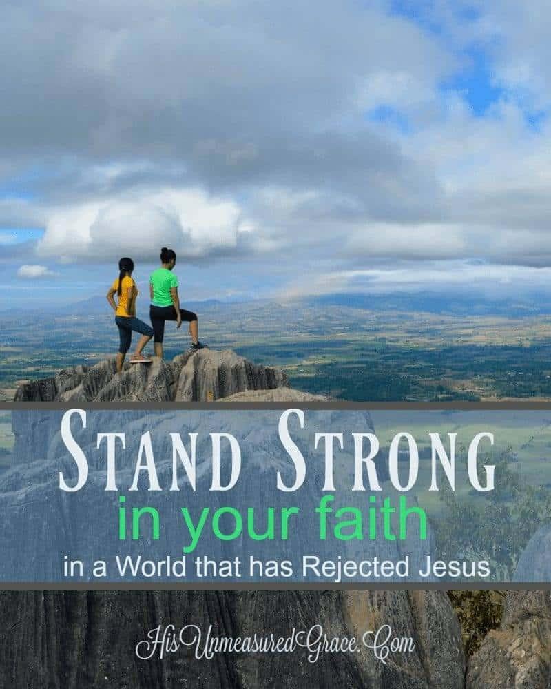 Rejected Jesus