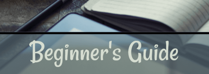 Beginners Guide to Your Bible Journal