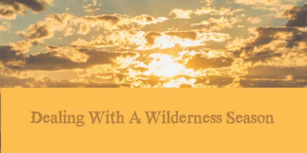 Dealing with a Wilderness Season