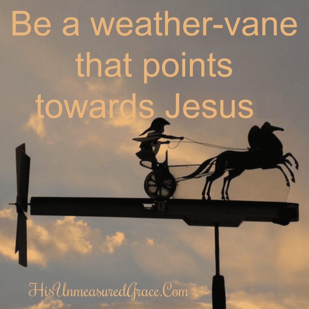 Weather-Vane Faith