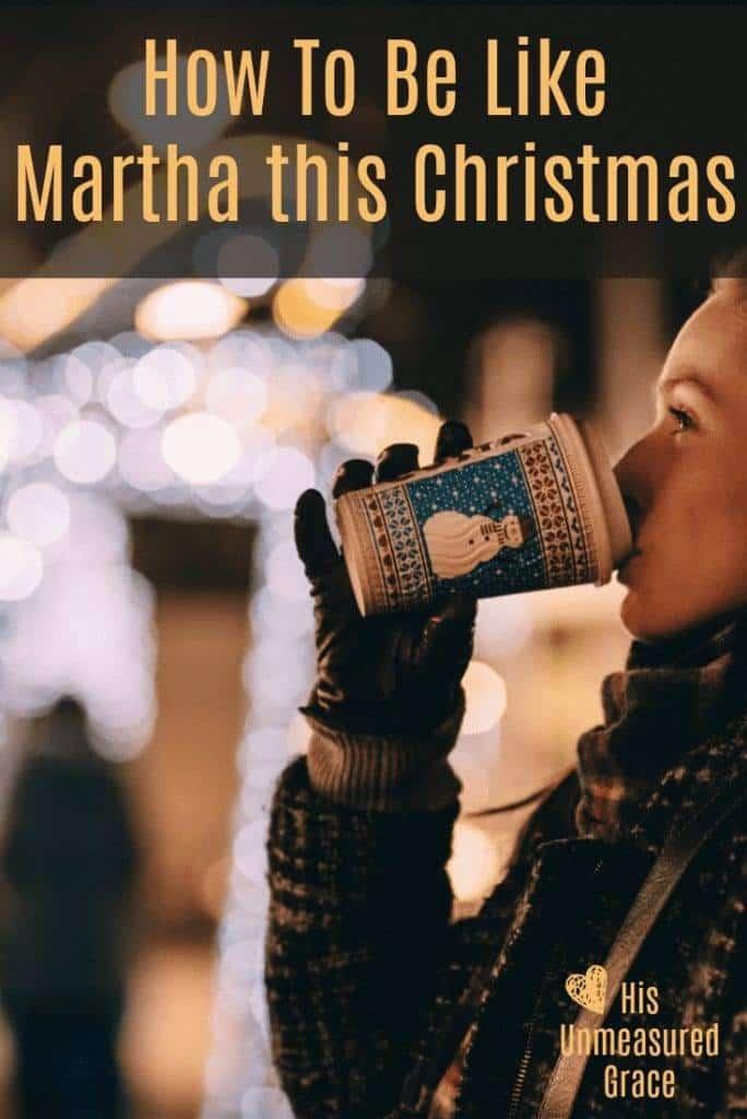 How To Be Like Martha this Christmas
