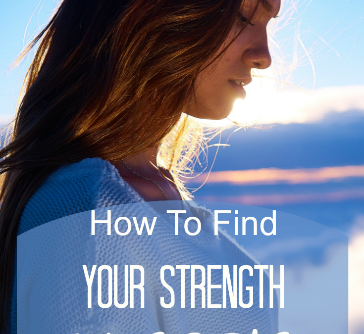 How To Find Your Strength in God's Defense and Mercy