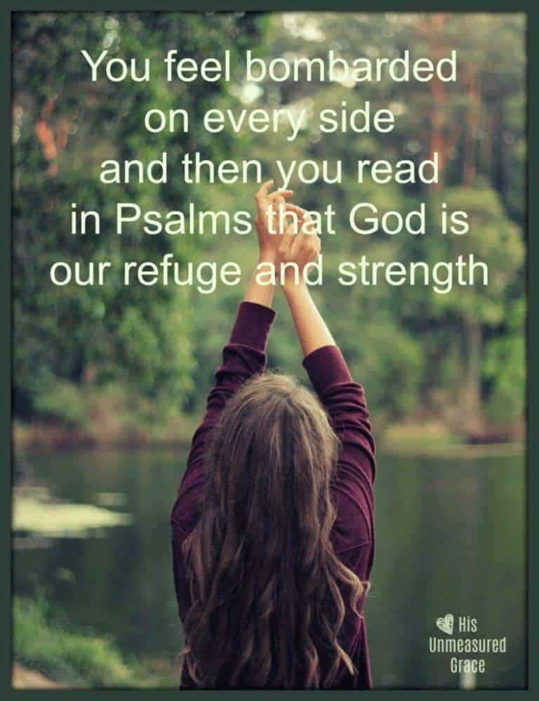 How To Make God Your Refuge