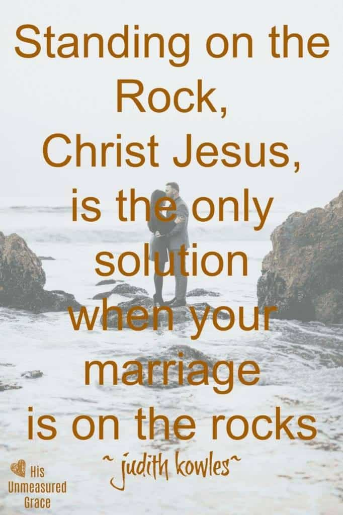 5 Prayers When Your Marriage is on the Rocks