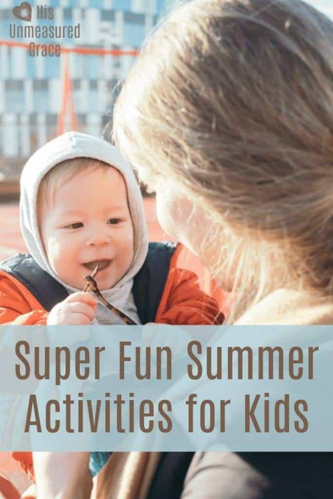 Super Fun Activities for Kids