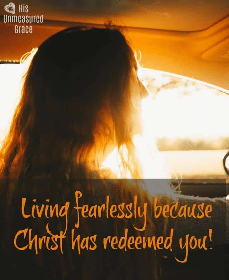 Living Fearlessly Because Your Hope is in God