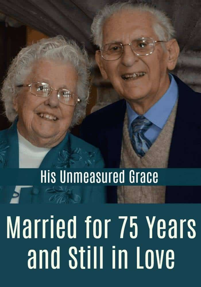 Married for 75 Years and Still in Love