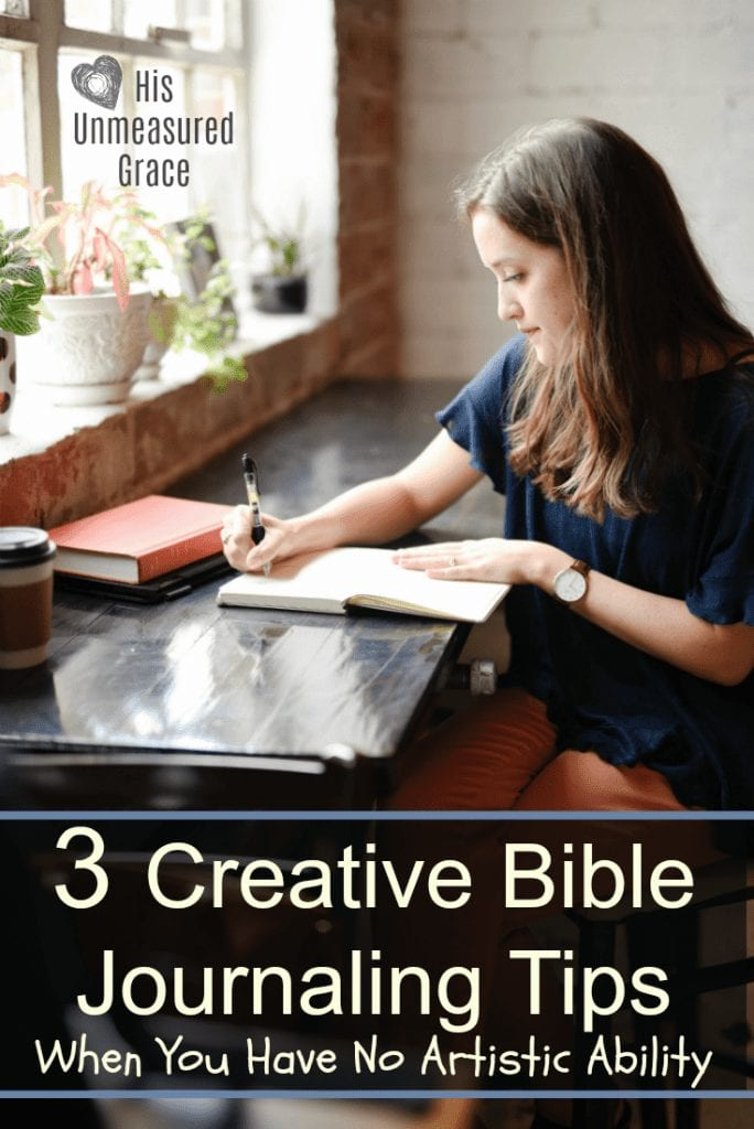 3 Creative Bible Journaling Tips