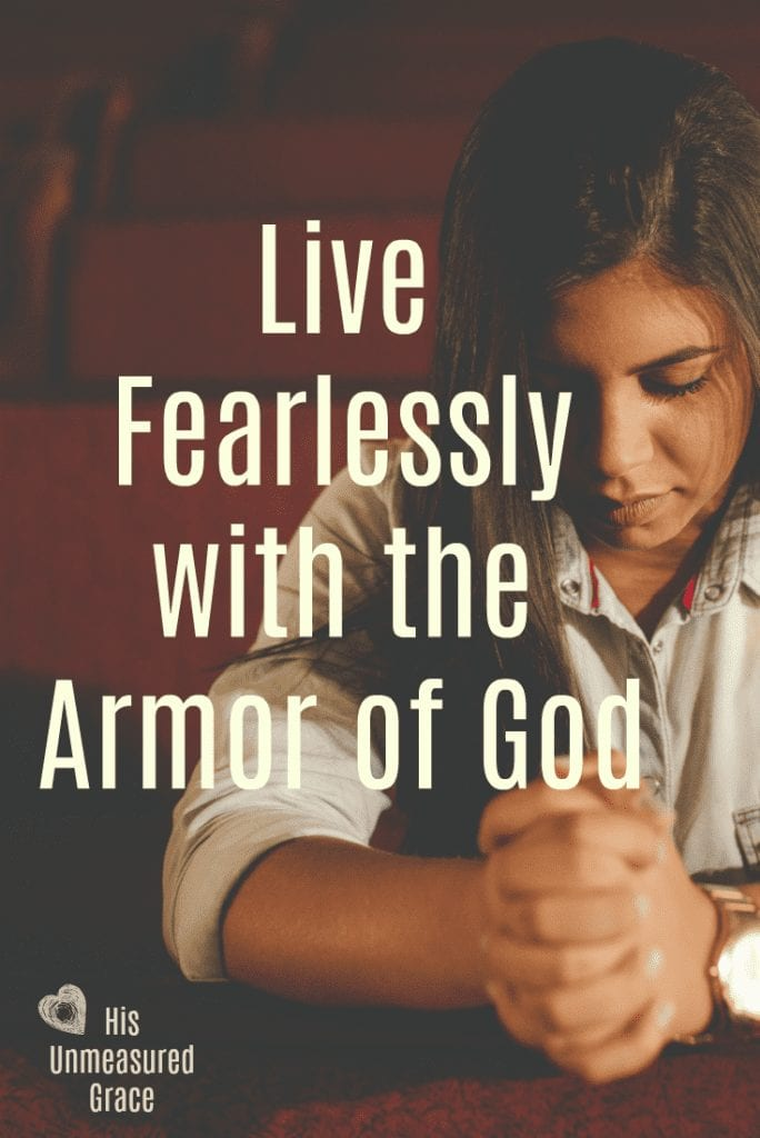 Live Fearlessly with the Armor of God