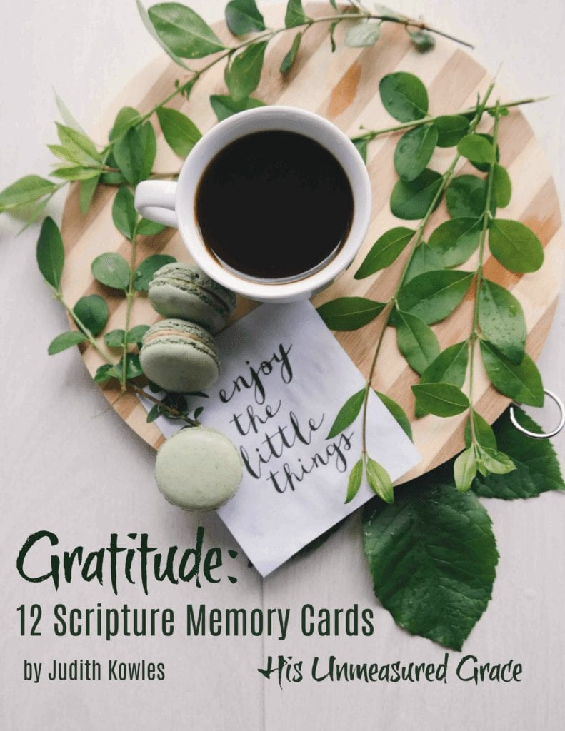 How to Memorize with these 12 Scripture Memory Cards