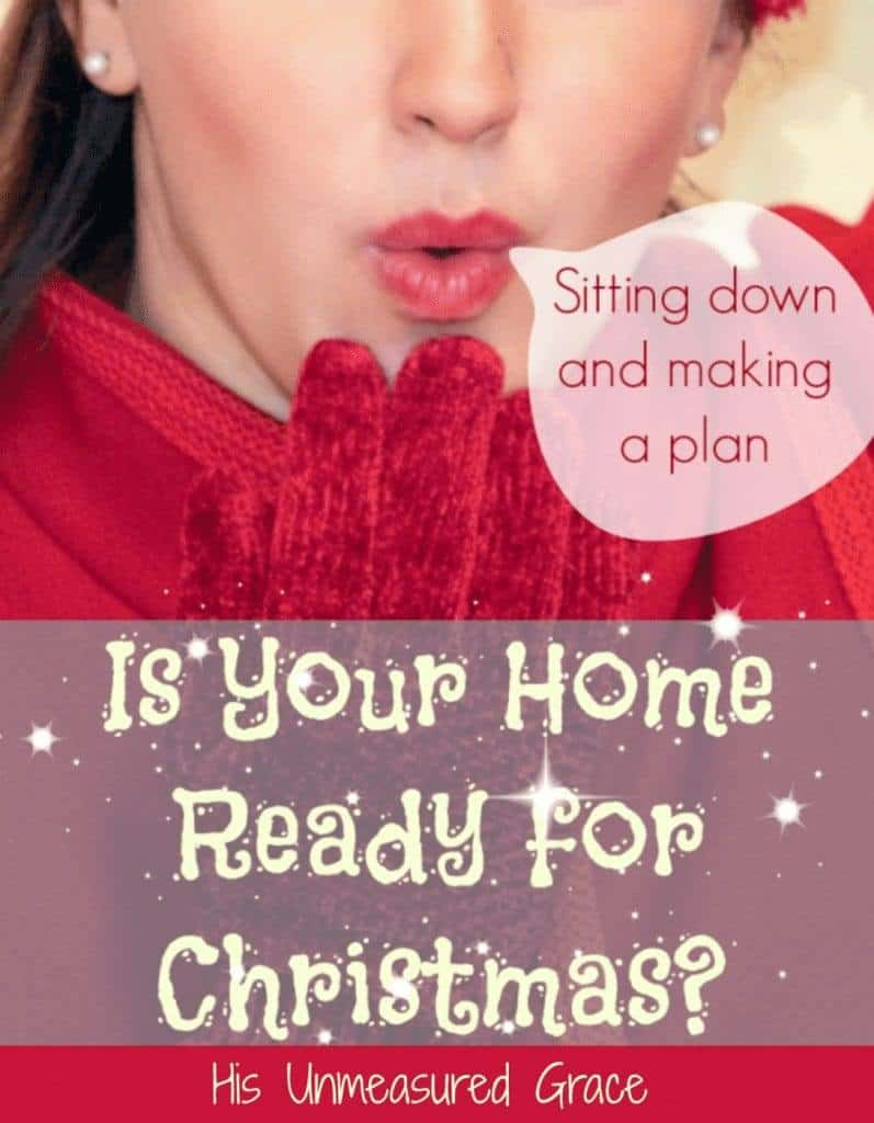 How To Get Your Home Christmas-Ready