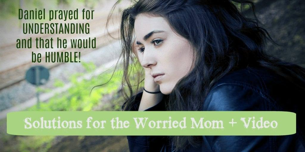 Solutions for the Worried Mom