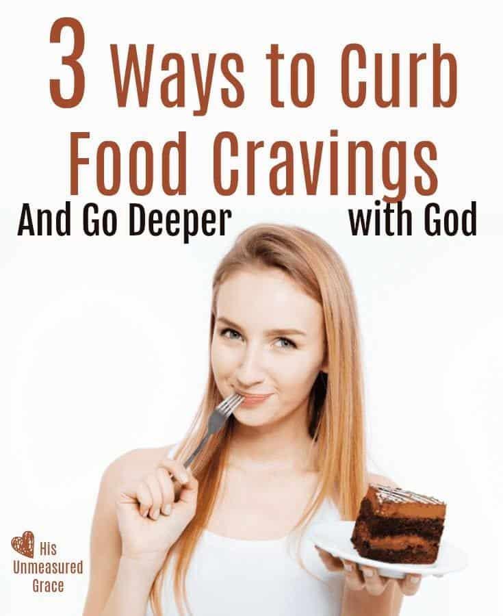 5 Ways to Curb Food Cravings