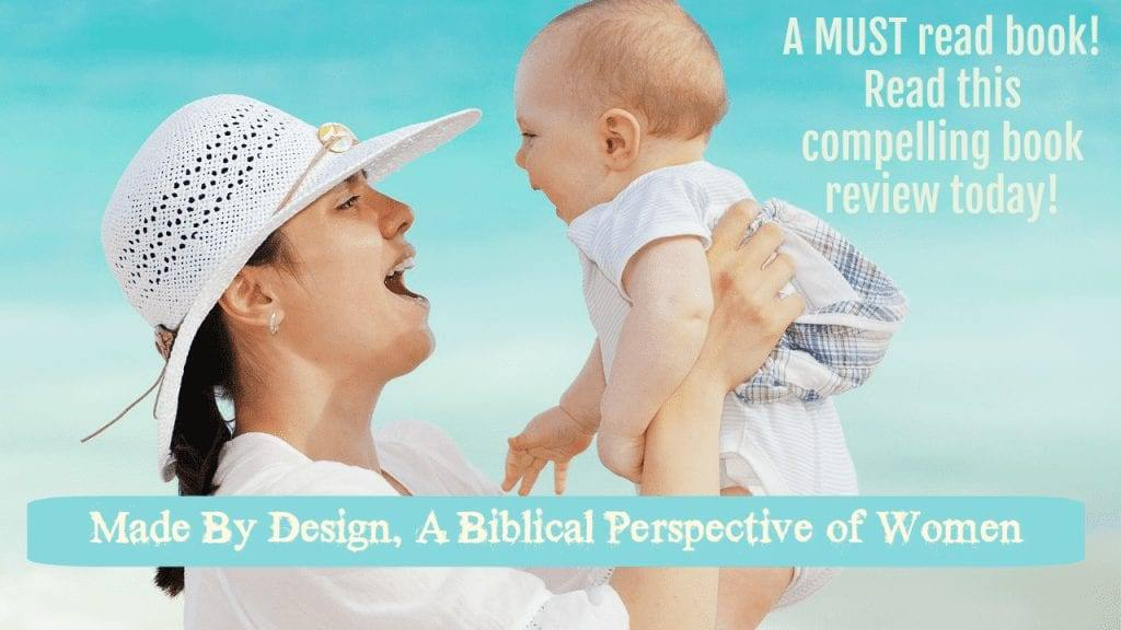 Made By Design, A Biblical Perspective of Women {Book Review}