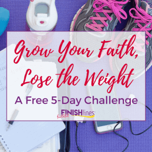 Grow Your Faith, Lose the Weight