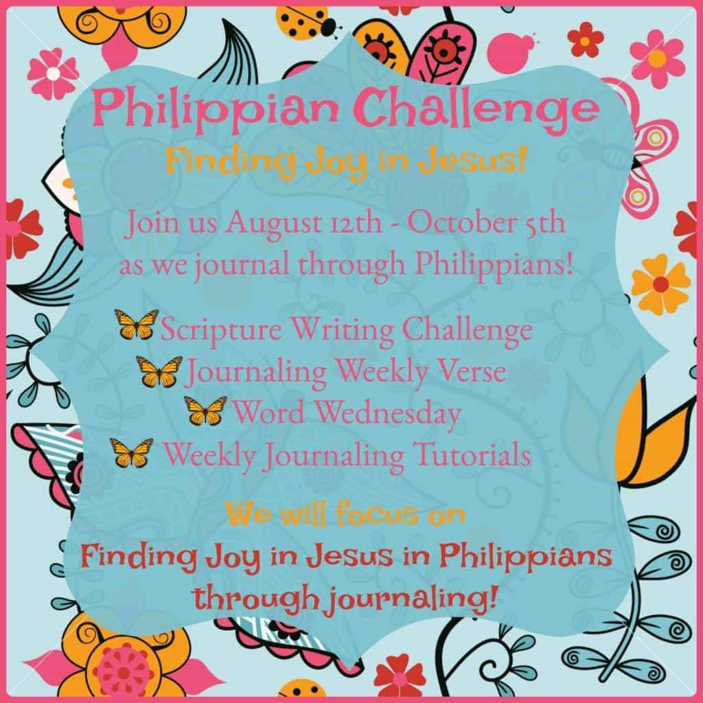 Finding Joy in Jesus through Philippians