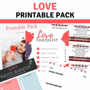 Love Printable Pack