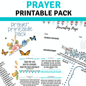 Prayer SMC Pack
