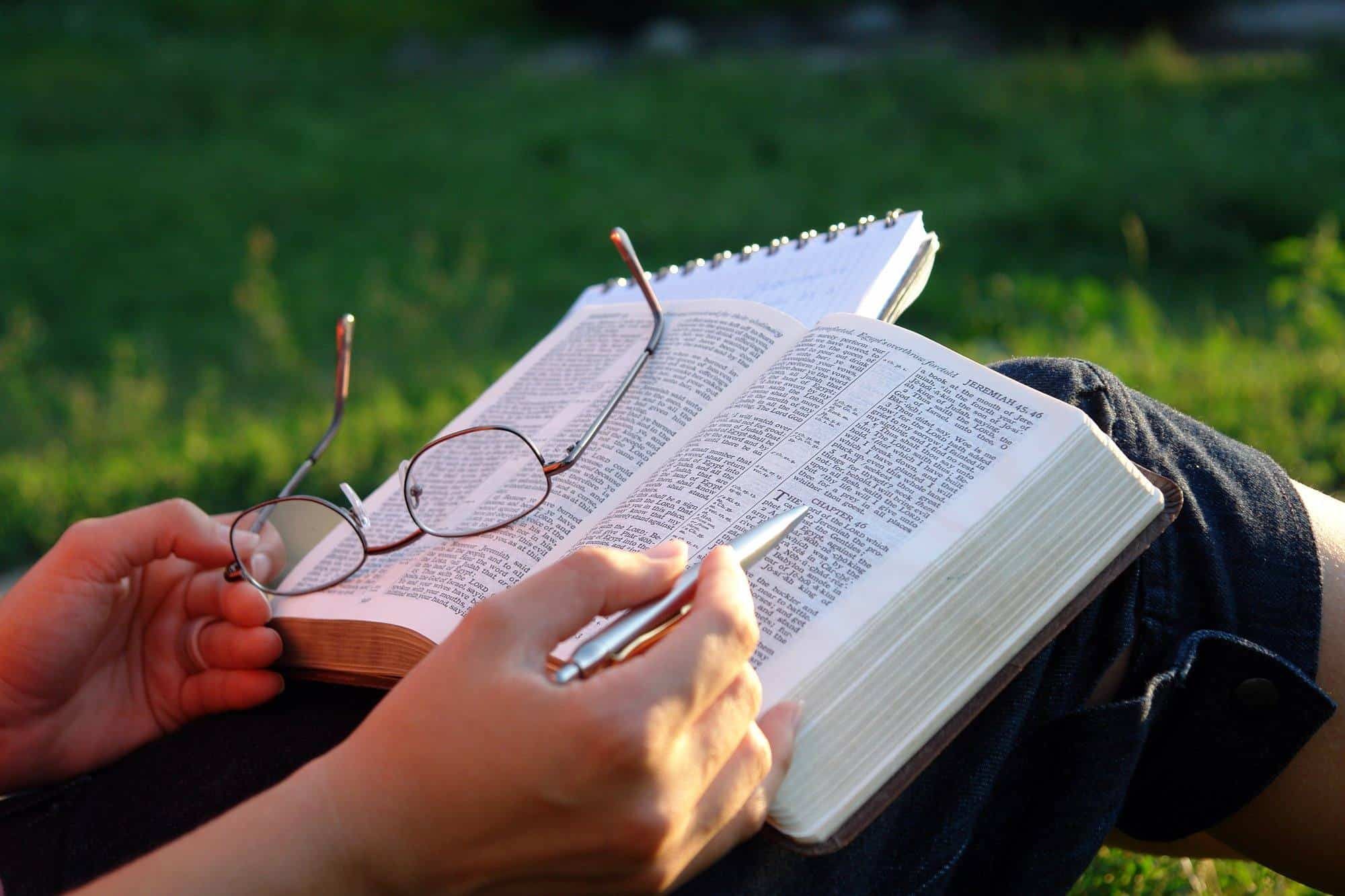 5 Steps to an Easy Bible Study