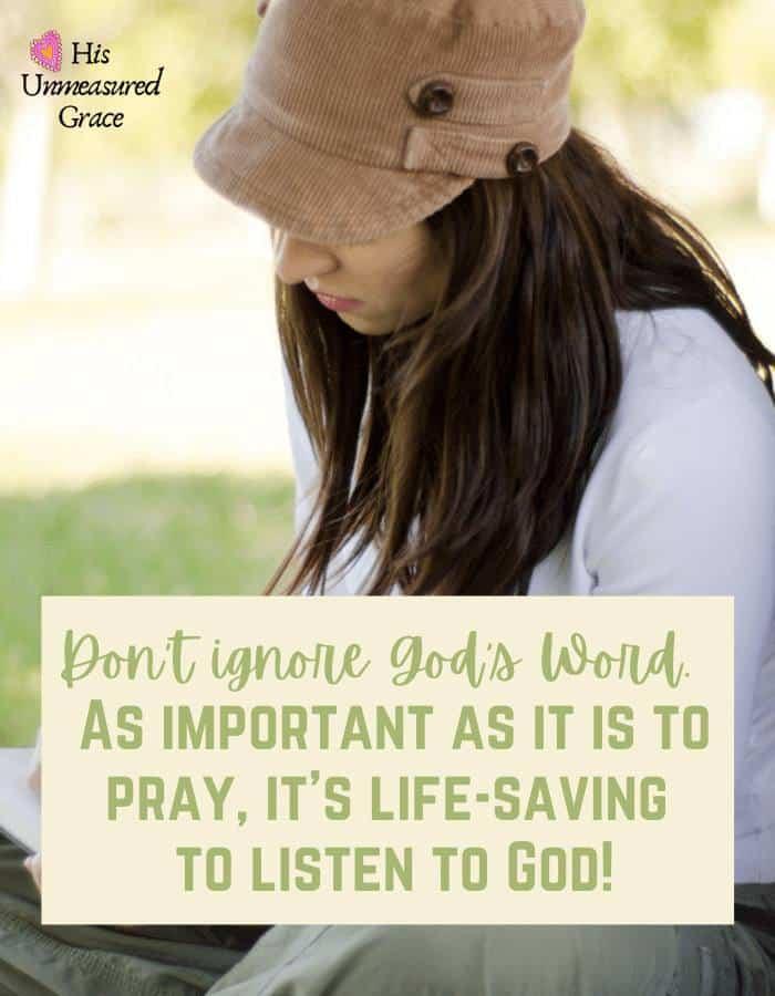 6 Destructive Ways To Sabotage Your Prayers