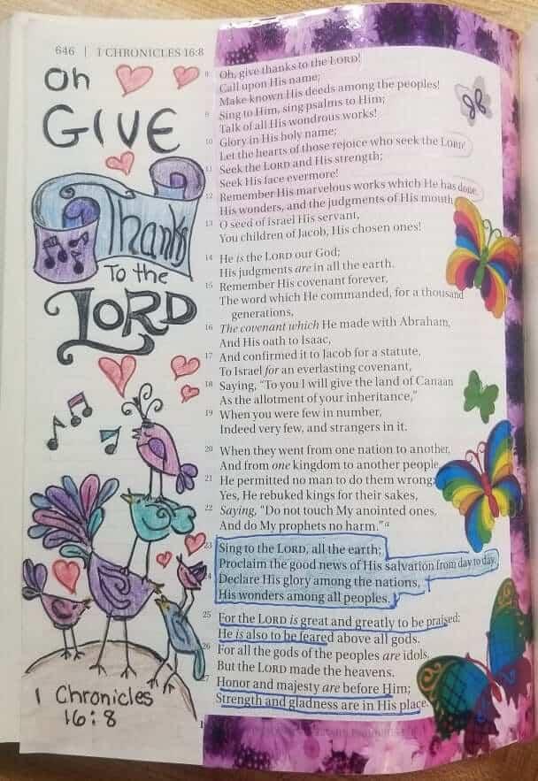 Pray & Be Thankful When Life Gets Hard