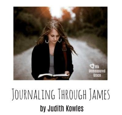 Journaling Through James