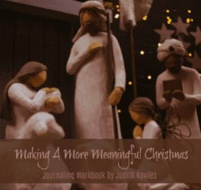 Making A More Meaningful Christmas